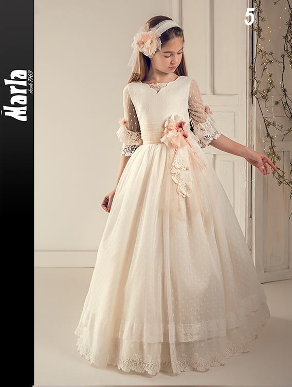 Donde comprar vestidos de primera comunion en madrid
